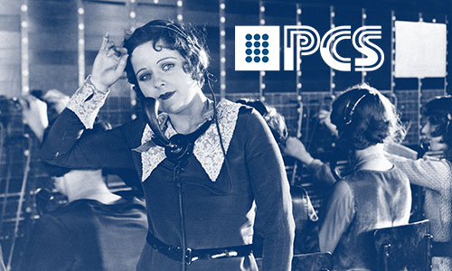 PCS moderne Kommunikation